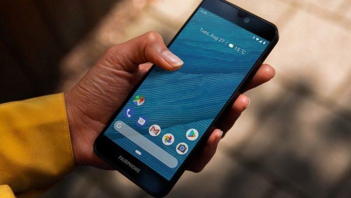 Fairphone 3 smartphone écologique