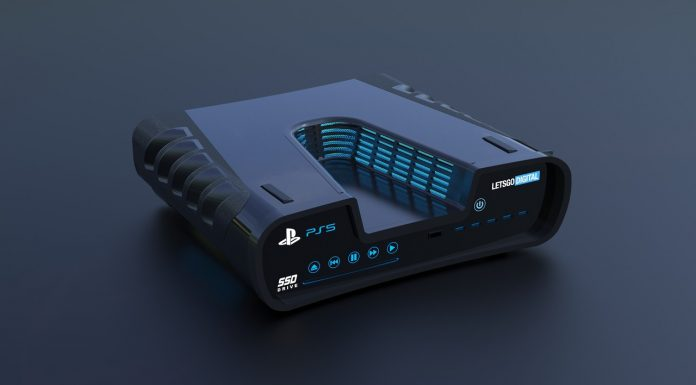 Nouvelle PS5 en photo